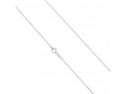 Stříbrný řetízek LLV34-SCH012