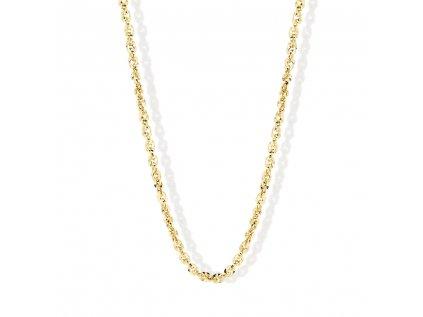 Zlatý náhrdelník LLV31-GN001
