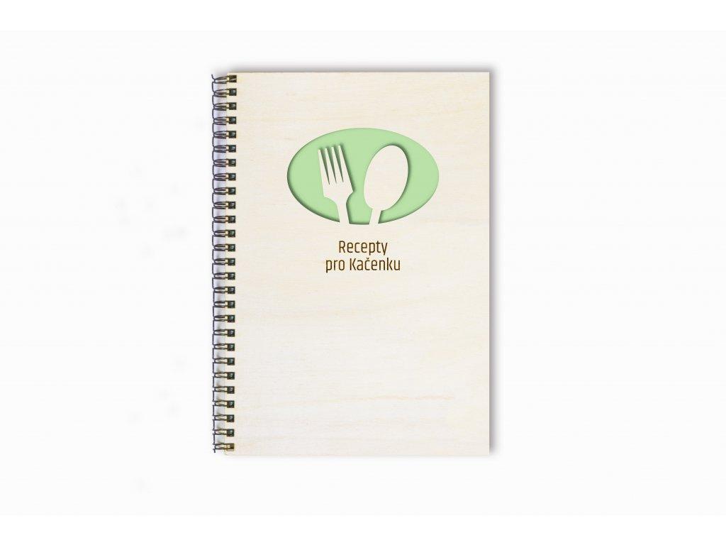 ZAP kucharka pribory green