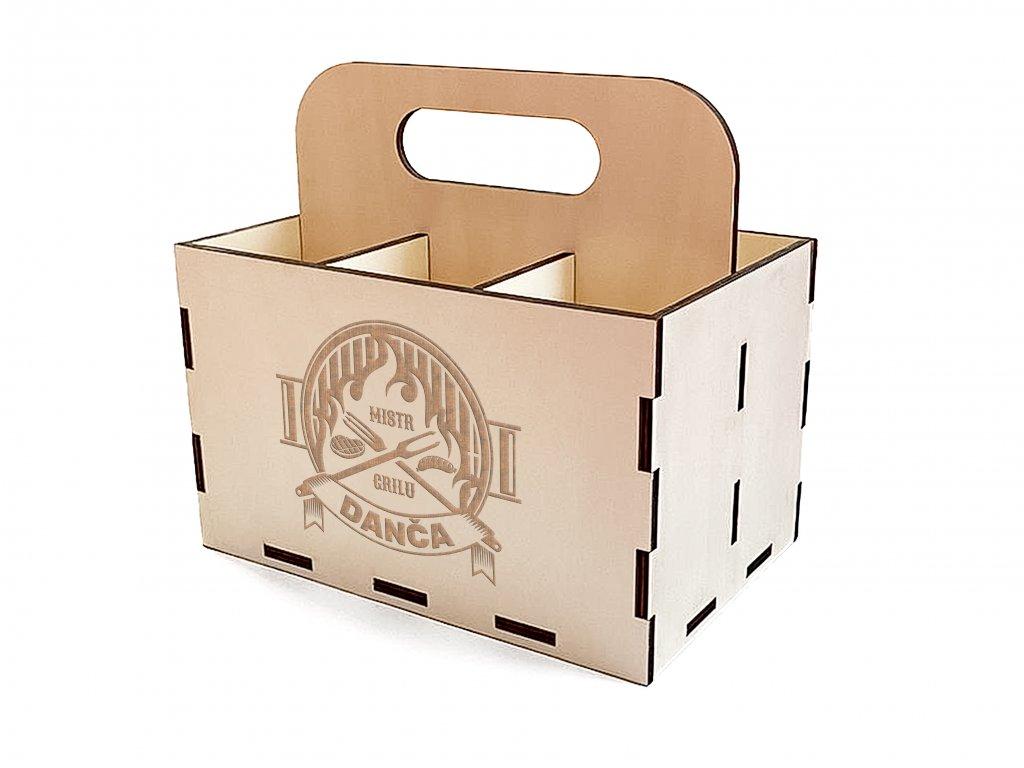 PIVO krabice mistr grilu