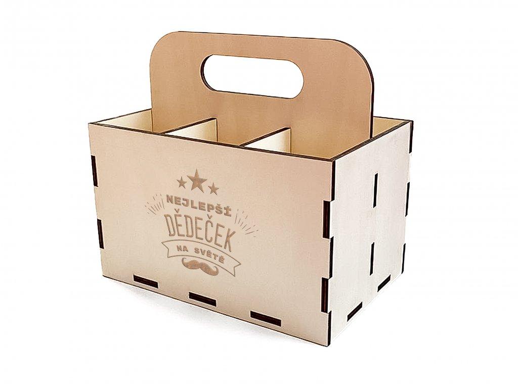 PIVO krabice nej deda knirek