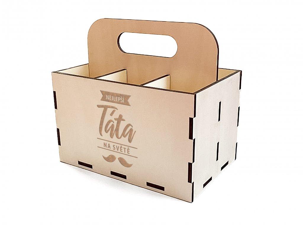 PIVO krabice nej tata knirek