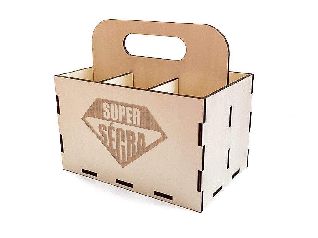 PIVO krabice supersegra