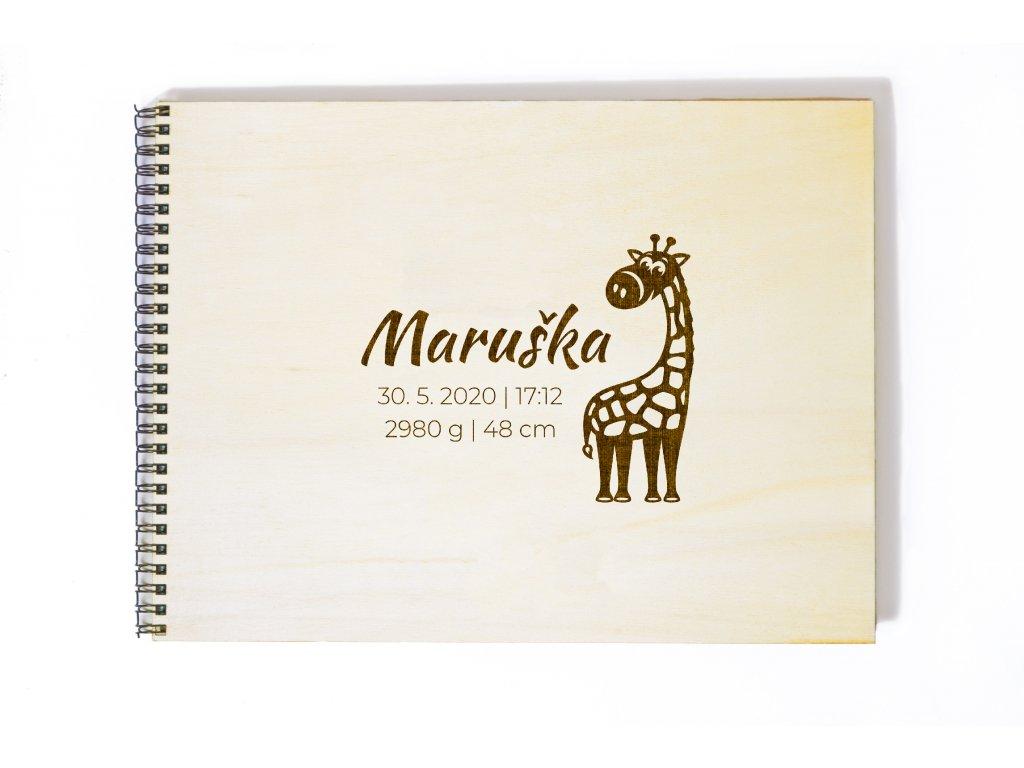 FOTA žirafa