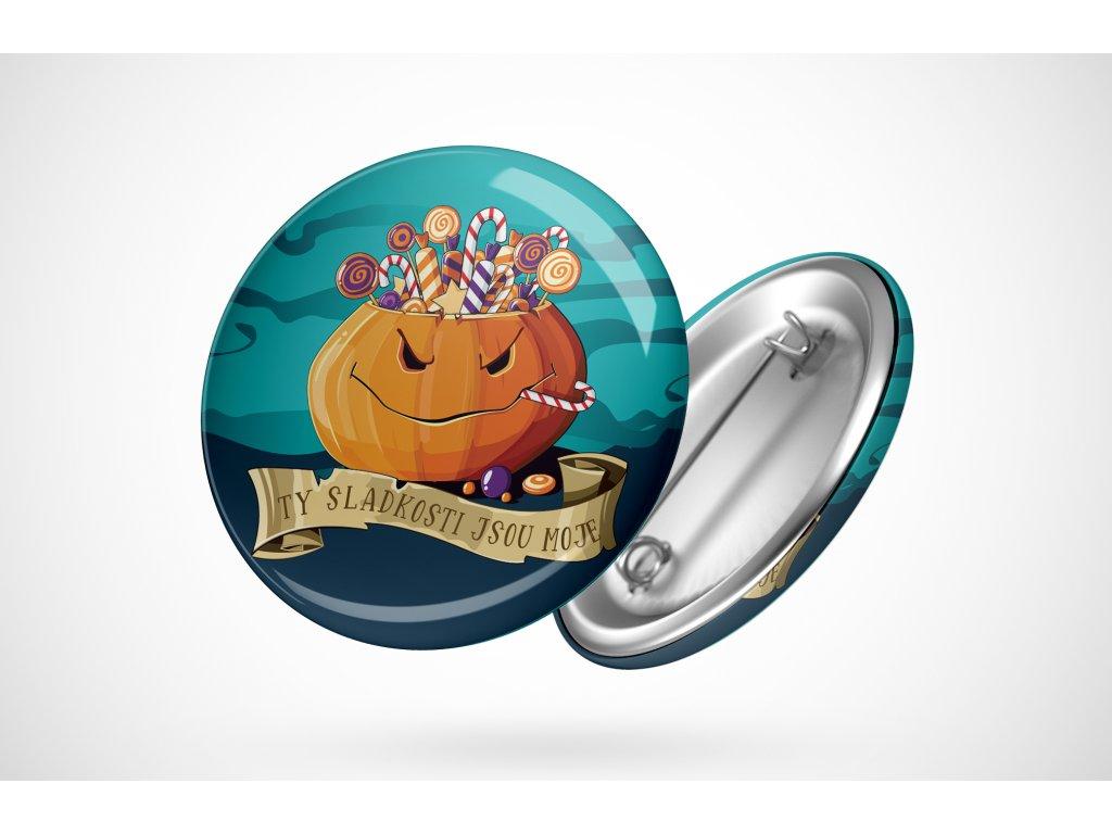 PLAC halloween sladkosti