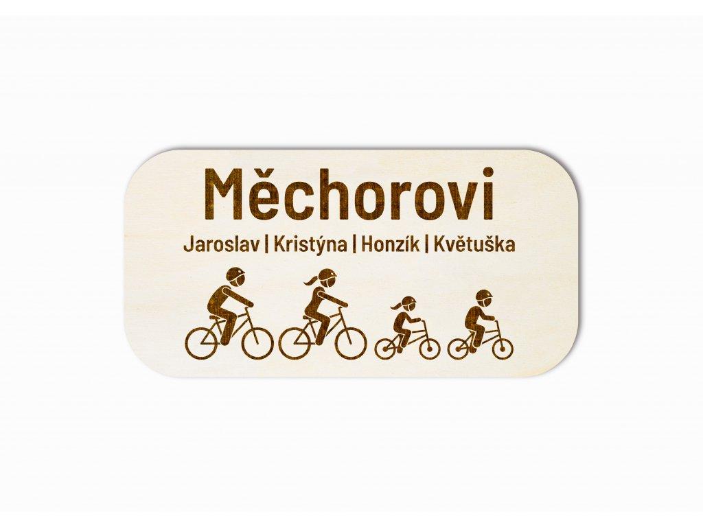 DJMEN cyklisti