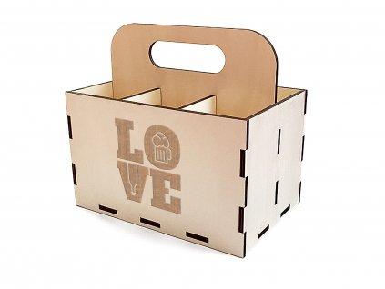 PIVO krabice love pivo