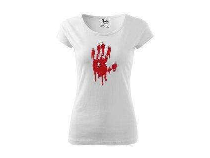TRI halloween krvava ruka01