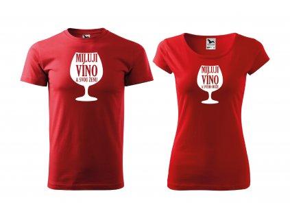 TRI miluji vino par01