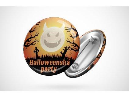 PLAC halloween hrbitov mesic