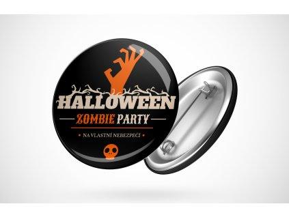 PLAC halloween zombie