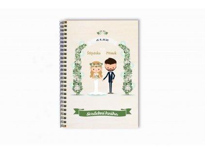 ZAP postavicky brana svatebni kniha