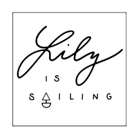 Lily is sailing