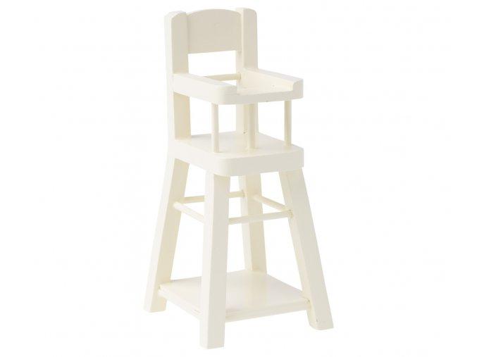 MAILEG Maileg vysoká židle pro miminko - Micro
