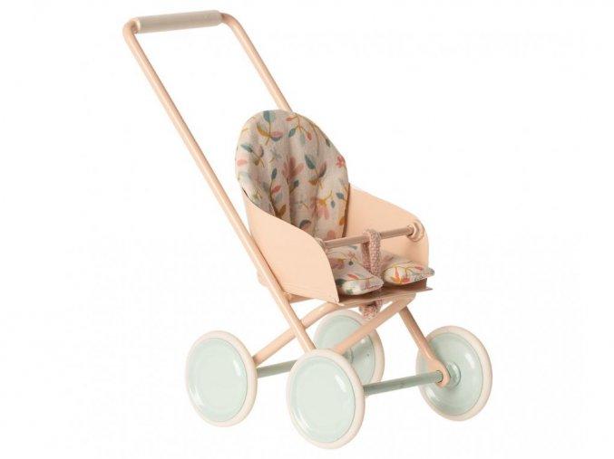 Maileg kocarek na miminko pink
