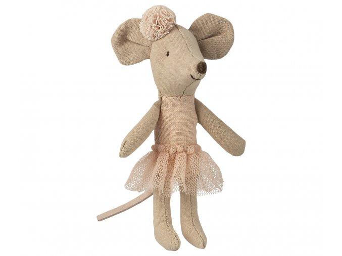 MAILEG Myší balerina s čelenkou - Little sister