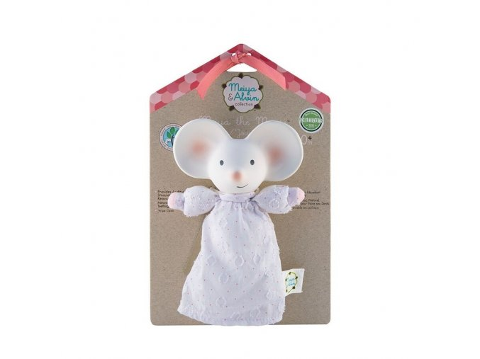 Meiya & Alvin pískátko, kousátko myška Meiya