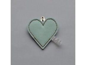 Kollale Sponka Baby With Love Mint