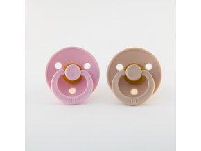 Bibs cumlik Baby Pink Blush