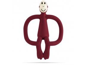 hryzatko a zubna kefka matchstick monkey claret