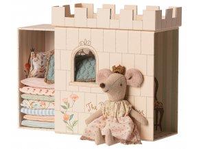 MAILEG Myška princezna na hrášku