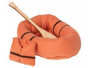 MAILEG myší člun a záchranná vesta