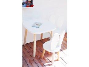 Bambooko Dřevěný dětský stůl