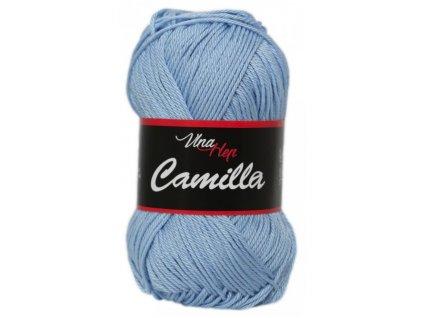 Příze Camilla 8085 světle modrá  Pletací a háčkovací příze