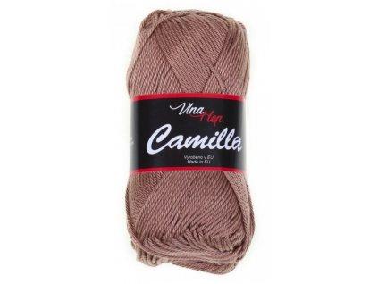 Příze Camilla 8217 světle hnědá  Pletací a háčkovací příze