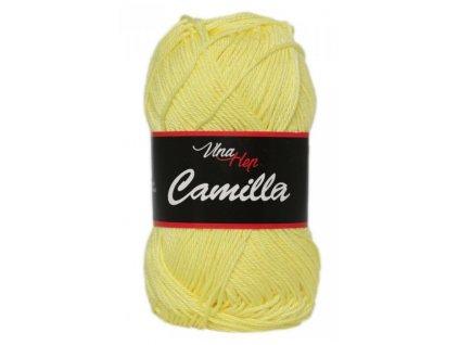Příze Camilla 8183 světle žlutá  Pletací a háčkovací příze