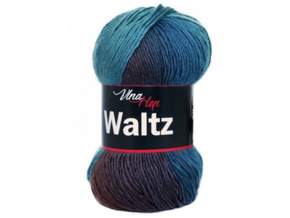 Příze Waltz 5706  pletací a háčkovací příze, 100% Premium akryl