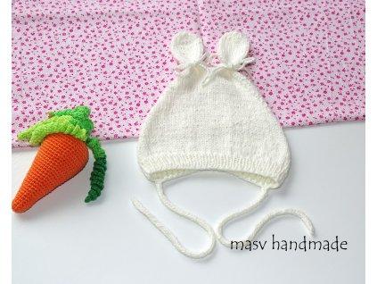 Zajíčková pro miminka  masv handmade