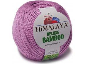 Příze Deluxe Bamboo 124-12 fialová