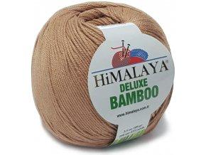 Příze Deluxe Bamboo 124-22 karamelová