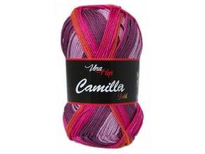 Camilla batik 9604  Pletací a háčkovací příze