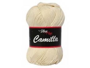 Příze Camilla 8173 přírodní  Pletací a háčkovací příze