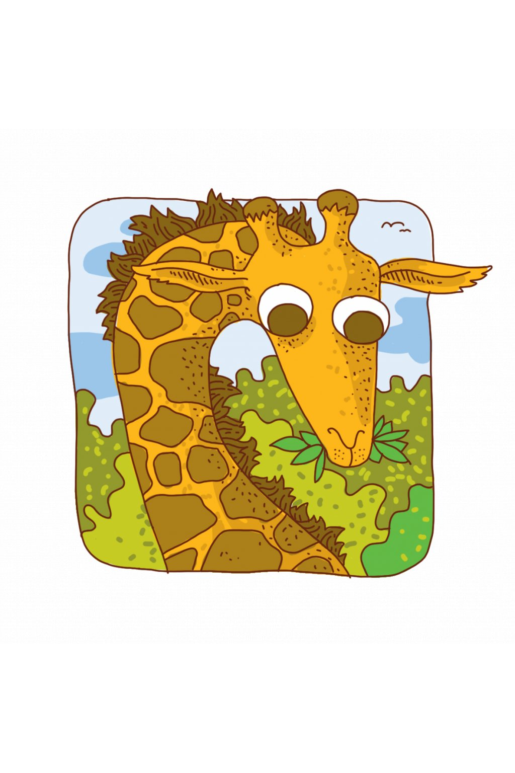 22 Žirafa
