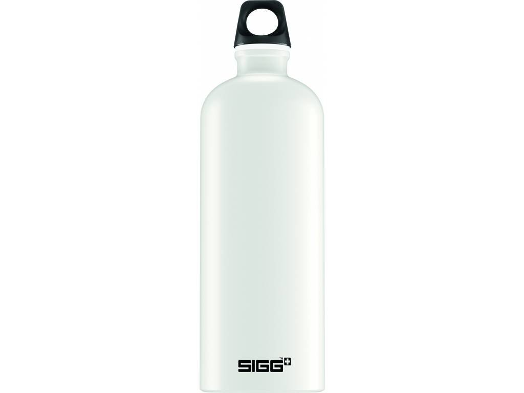 SIGG Láhev Traveller White Touch
