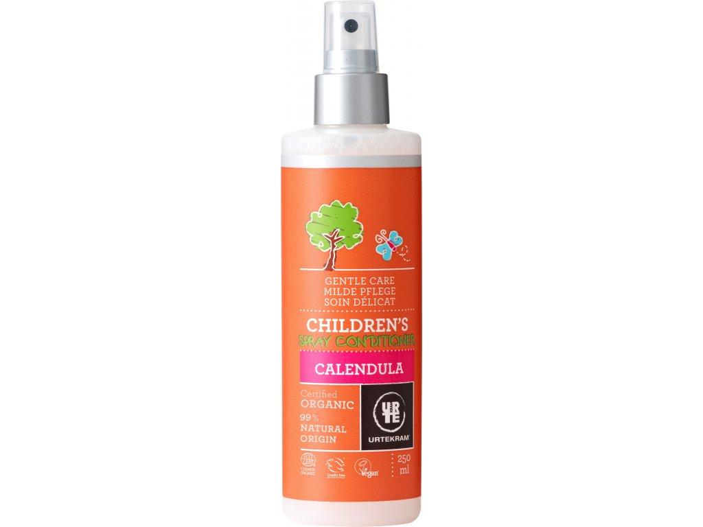 URTEKRAM Dětský kondicionér spray 250ml