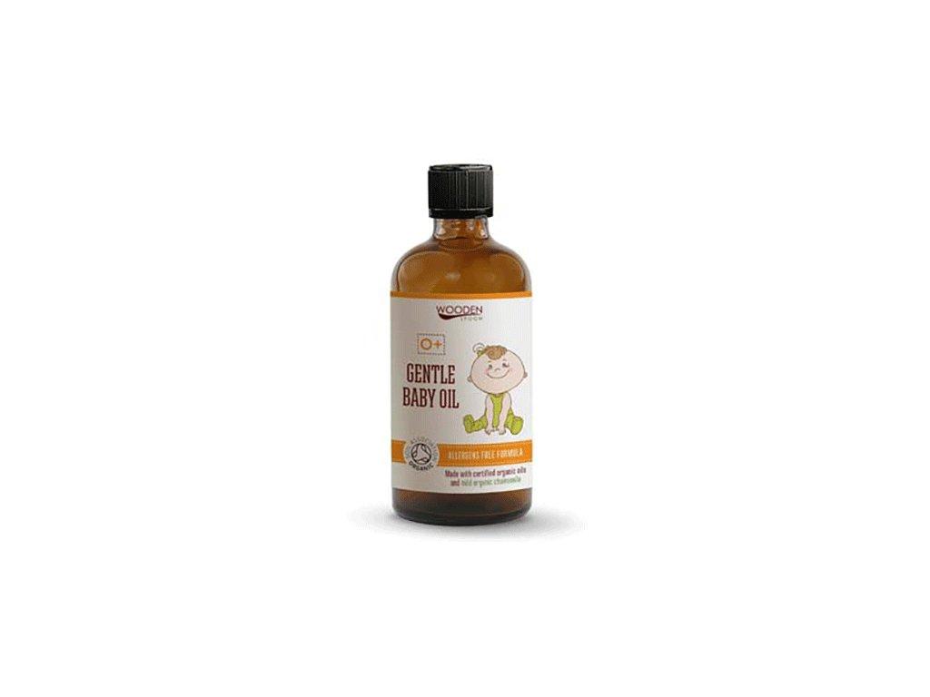 Wooden Spoon detsky olej