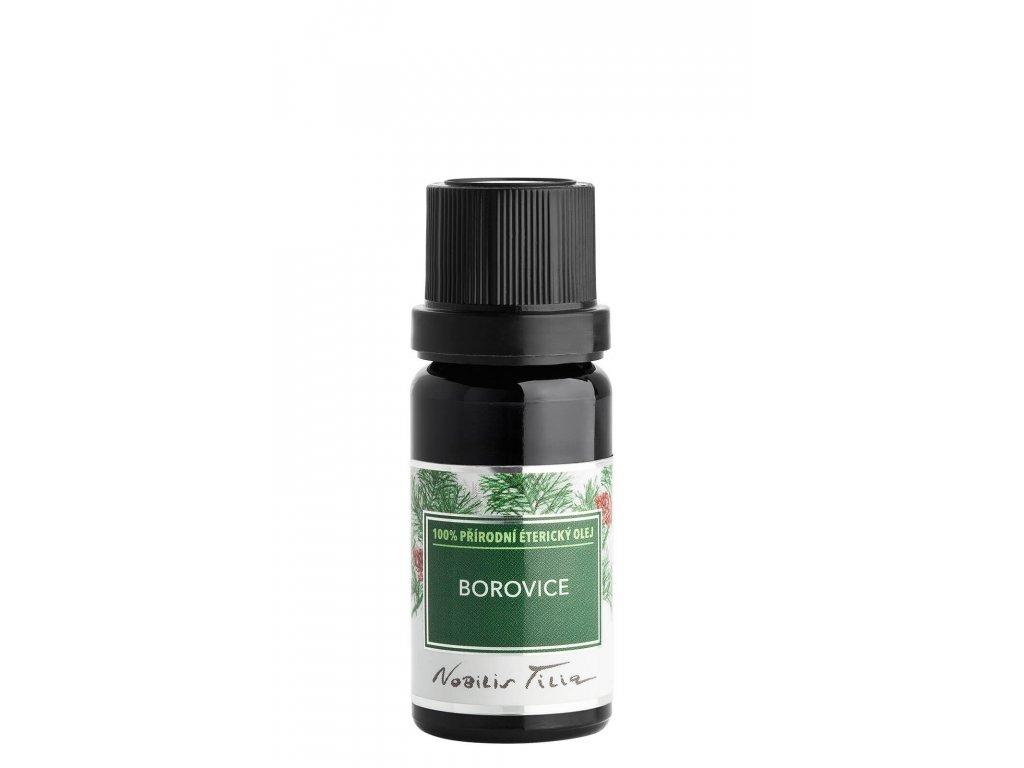Aromaterapie Nobilis Tilia Éterický olej Borovice