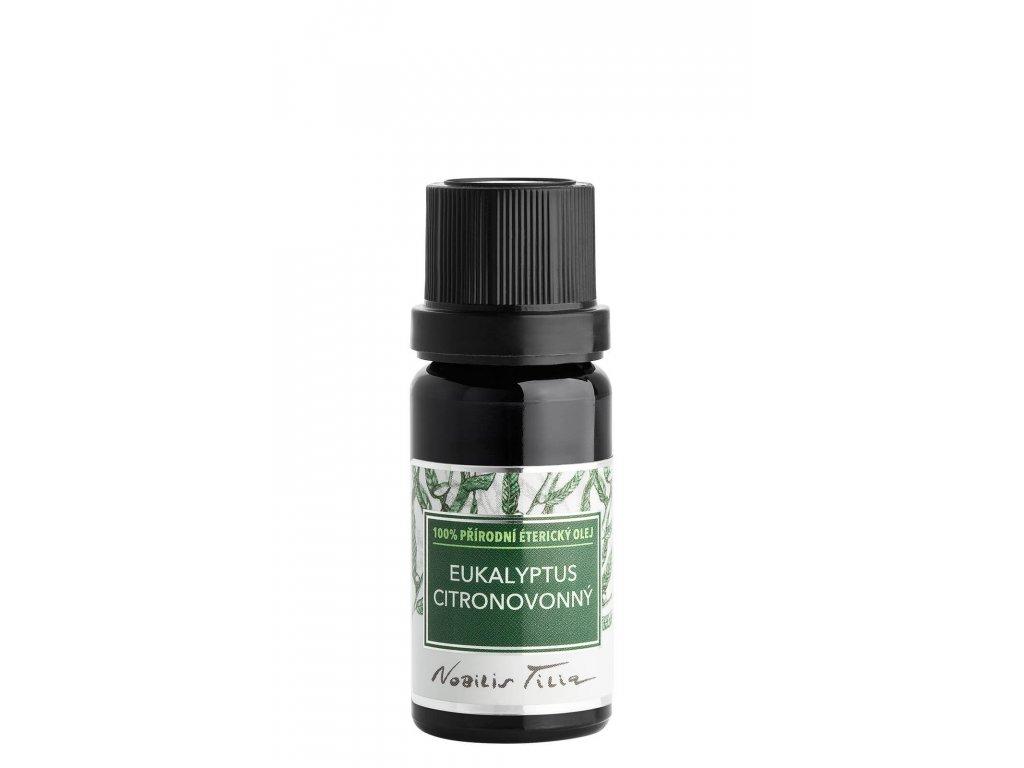 Aromaterapie Nobilis Tilia Éterický olej Eukalyptus citronovonný