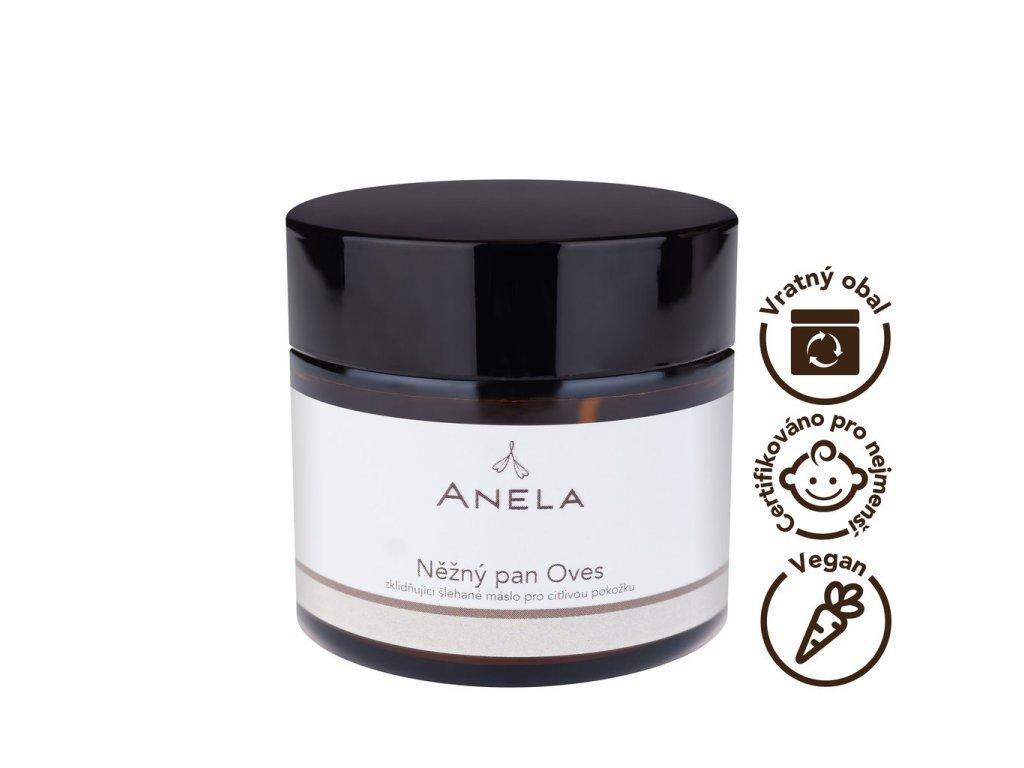 Anela - Něžný pan oves