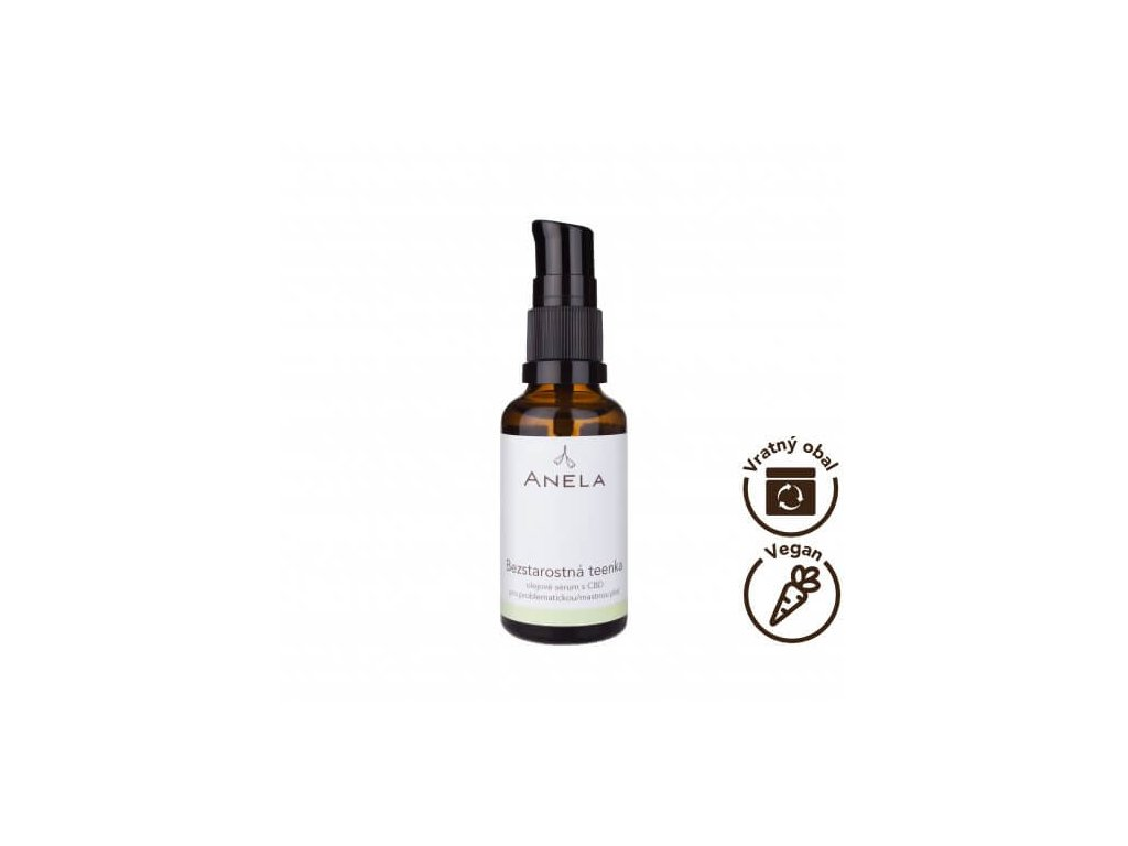 Anela - Bezstarostná teenka olejové sérum 30 ml