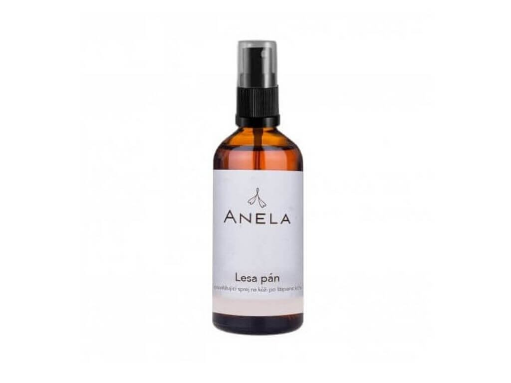 Repelentní olej pro děti, těhotné, dospělé Anela