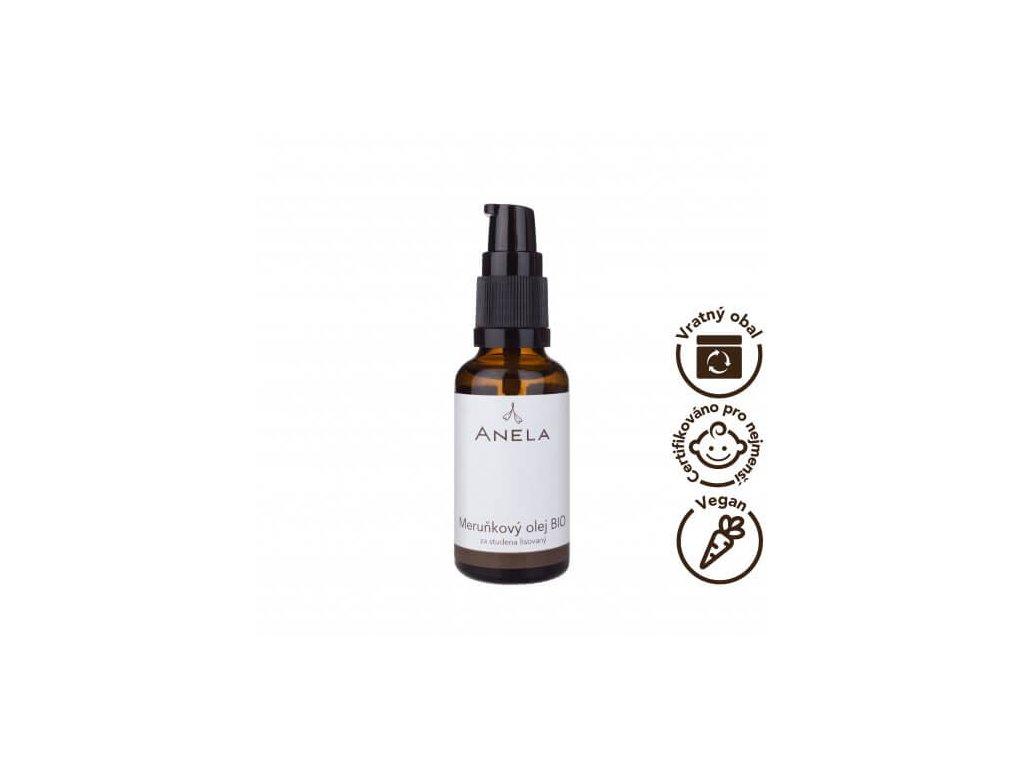 Anela Meruňkový olej