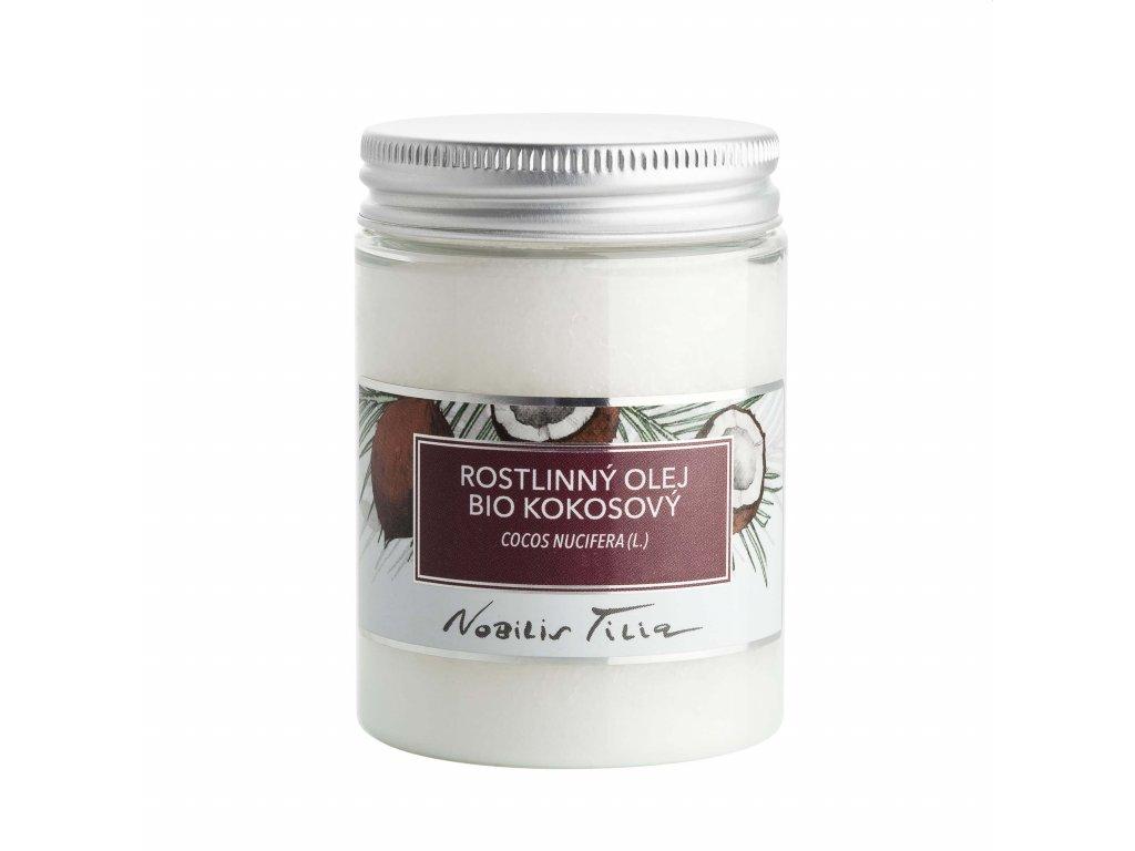 Nobilis Tilia Rostlinný olej bio kokosový