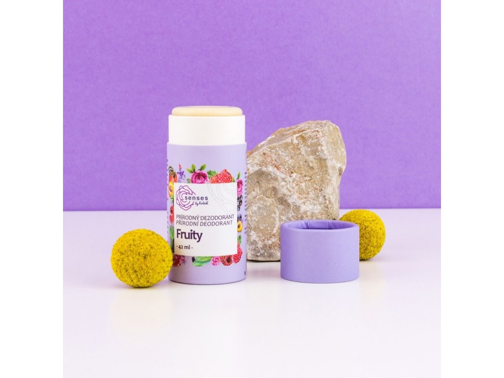 KVITOK Přírodní deodorant Fruity