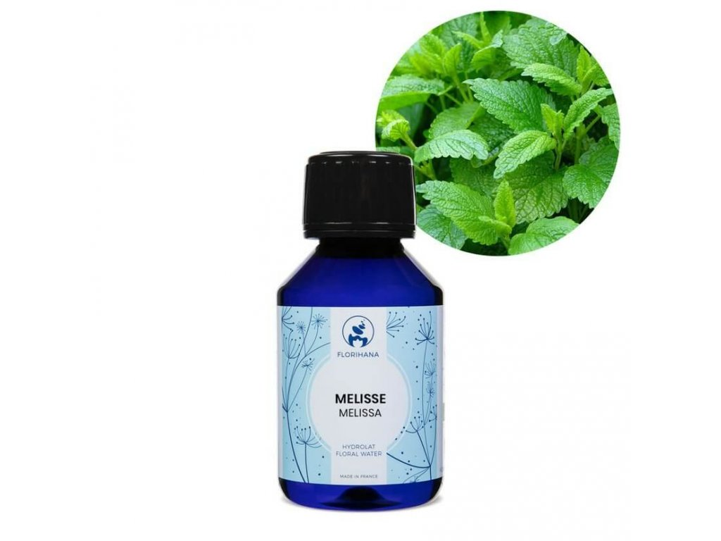Florihana - Hydrolát meduňka Bio 100 ml