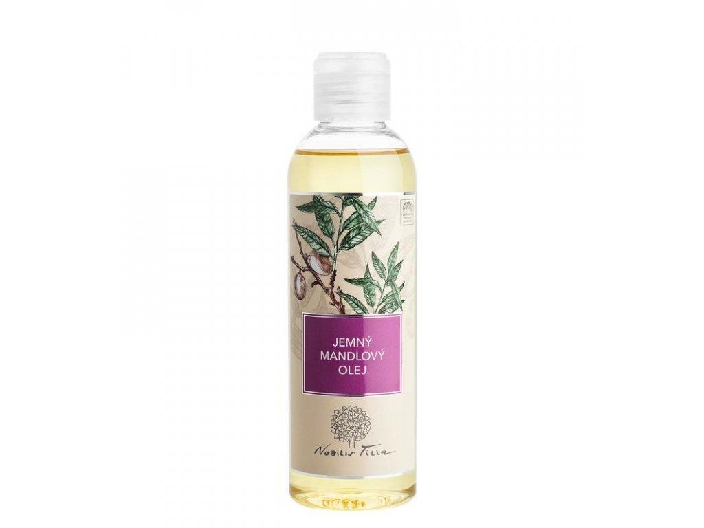 NOBILIS Mandlovy olej jemny 200 ml